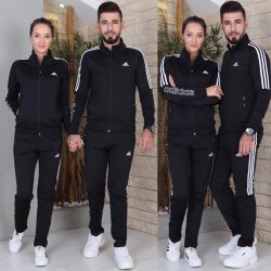 Adidas Eşofman Sevgili Kombini