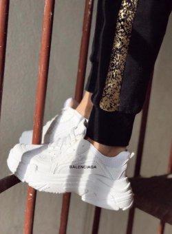 Beyaz Bayan Ayakkabısı