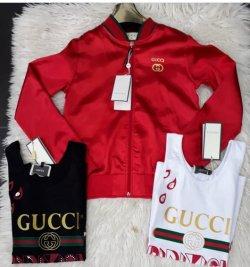 Gucci Bayan Mont Kırmızı Saten