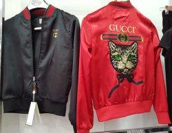 Gucci Bayan Mont Siyah Saten